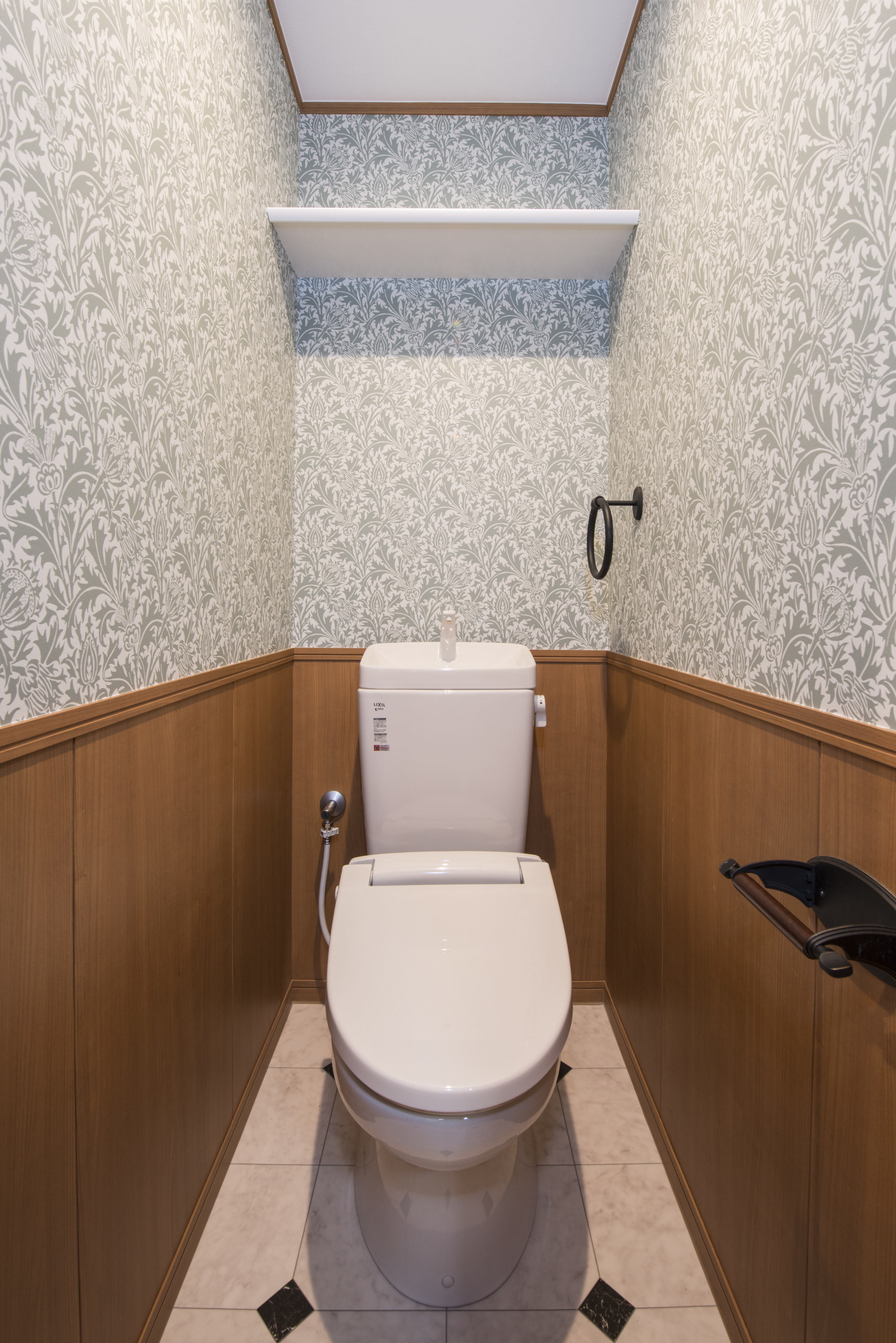 401 トイレ