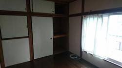 改修前の居室
