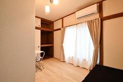改修後の居室