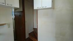 改修前の階段