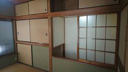改修前の和室1