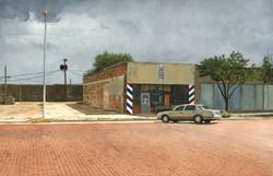 Barbershop in Tahoka, TX