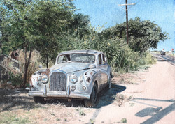 Jaguar Mark IX in Big Spring, TX