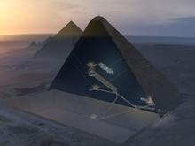 Раскрытие электромагнитных свойств Великой пирамиды Гиза
