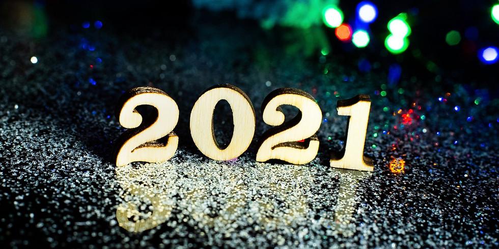 """Мастер-класс: """"Персональный код на 2021 год"""""""