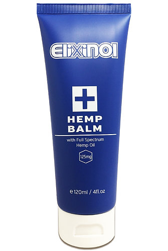 Elixinol Hemp Rescue Balm Reg Strength
