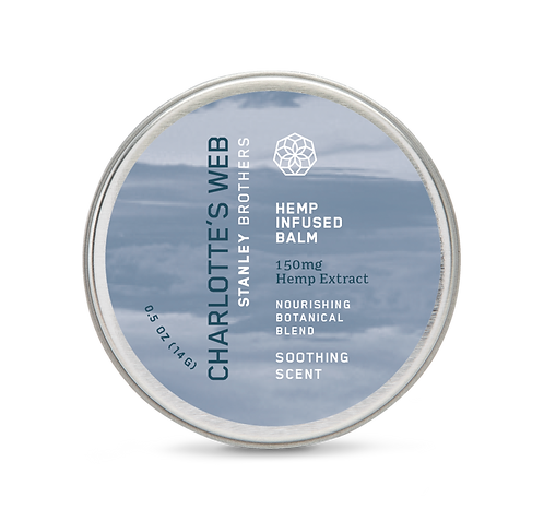 CW Hemp Infused Balm Soothing Scent