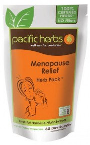 Menopause Relief by Pacific Herbs