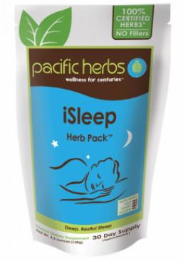 iSleep by Pacific Herbs 3.5 oz