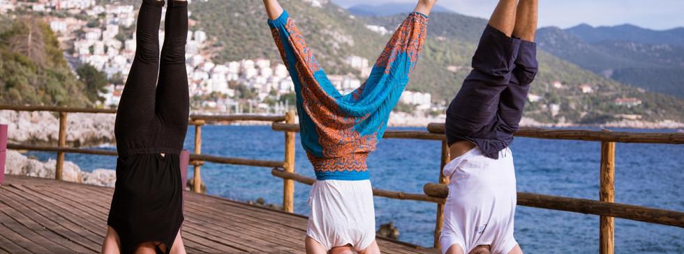 Yoga area 1