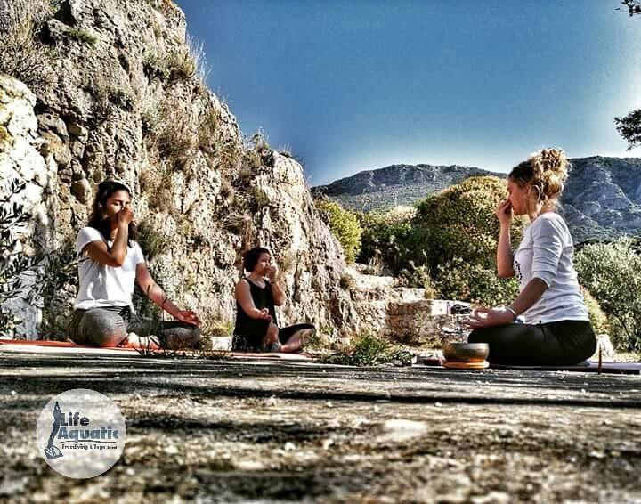 Yoga area 3