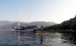Akdenizin sihirli güzelliği