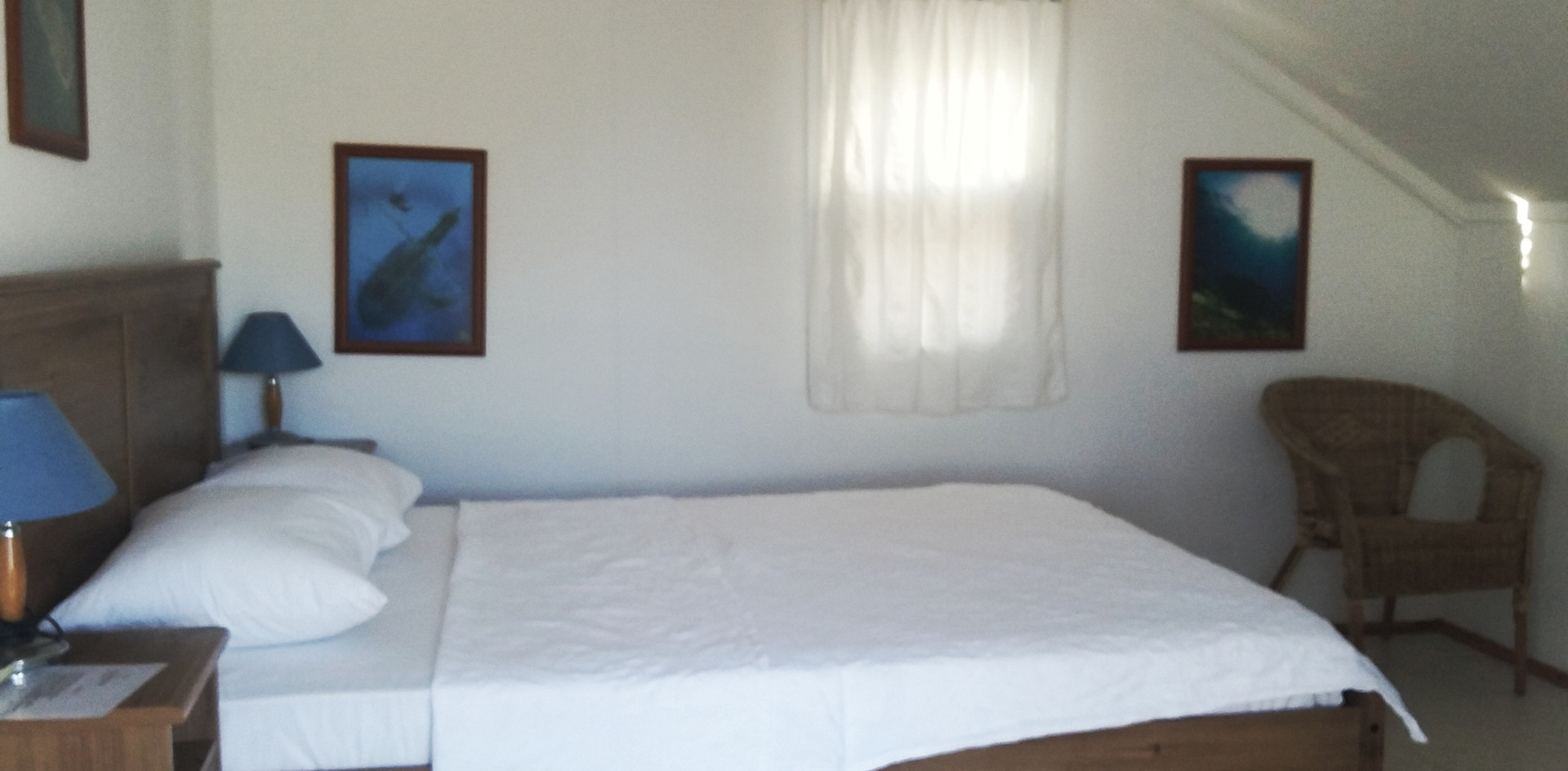 Double Room Chalet