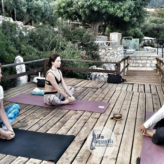 Kaş Yoga Holiday