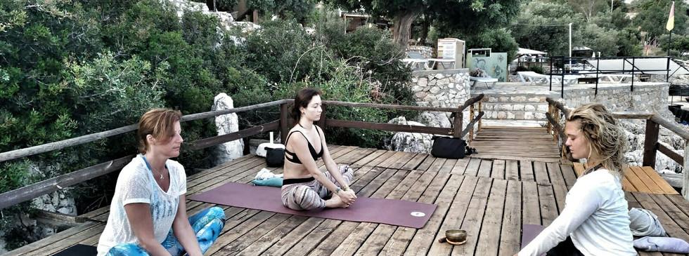 Yoga area 4