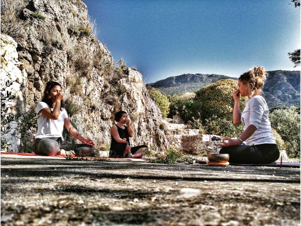 Yoga Pranayama