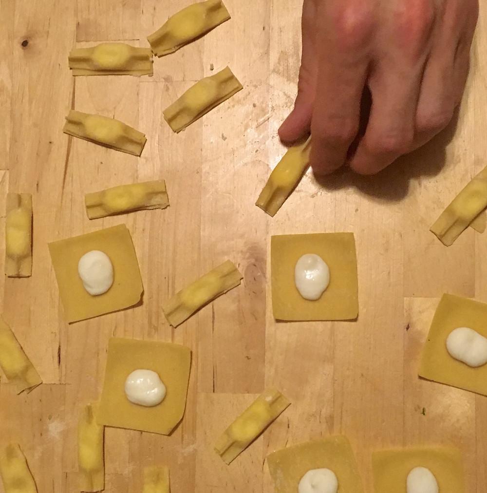 scarpinocc in the making