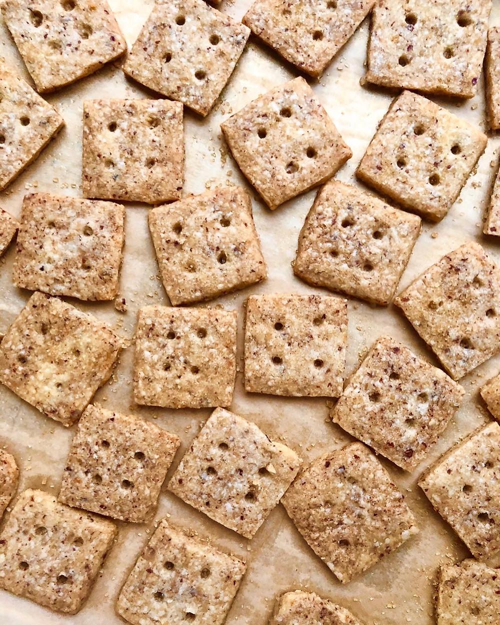 Pecan Sandies - #25daysofholidaycookies