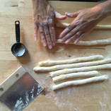 ricotta gnocchi, 100 days of pasta
