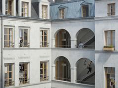 Hôtel de Fourcy