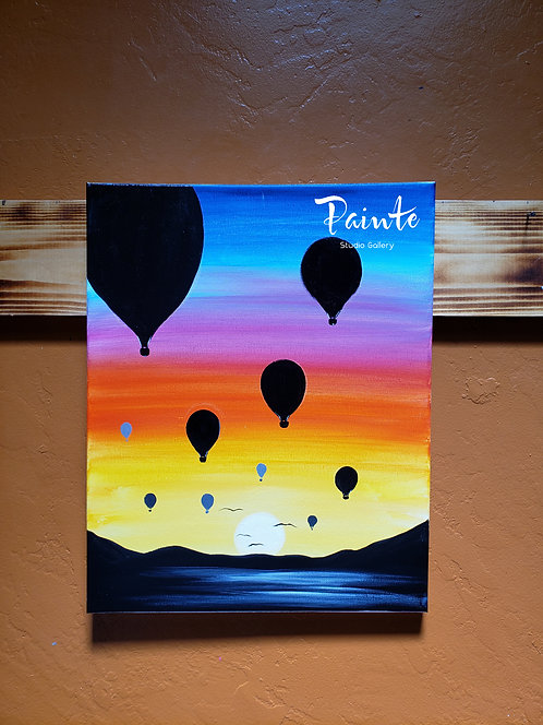 Painte Kit: Chasing the Sun