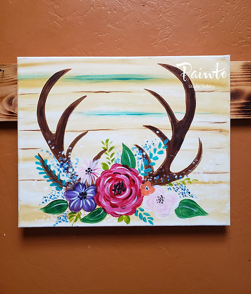 Painte Kit: Boho Crown