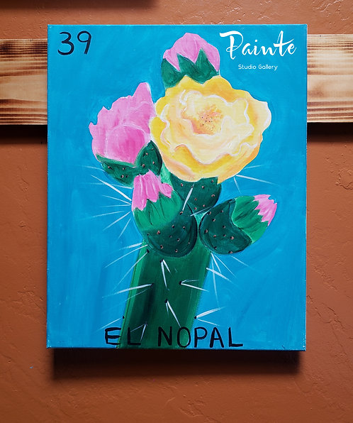 Painte Kit: The Cactus
