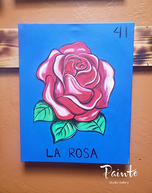 Painte Kit: The Rose