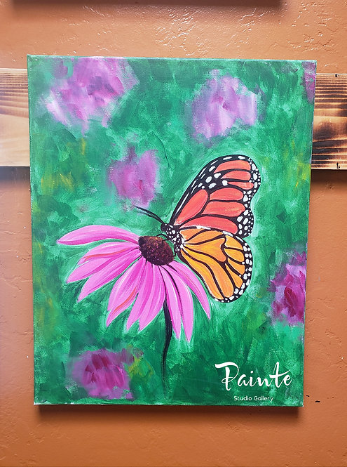 Painte Kit: Butterfly Wings