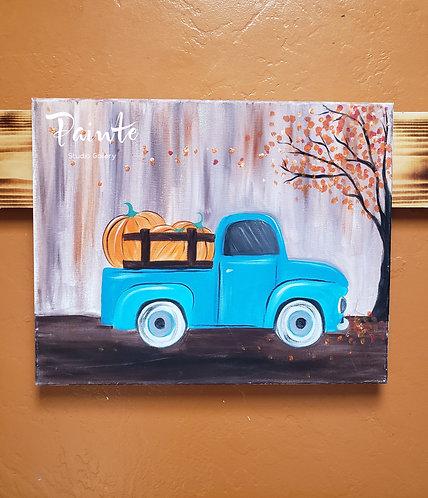 Painte Kit: Hauling Fall