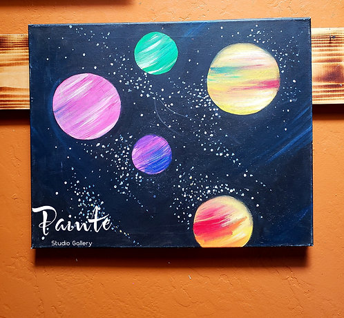 Painte Kit: Infinity and Beyond