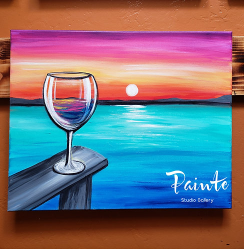 Painte Kit: Wine by the Bay