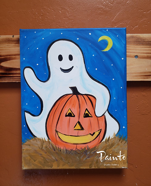 Painte Kit: Halloween Squad