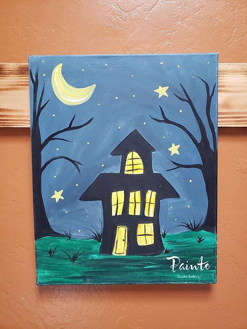 Painte Kit: Halloween Night