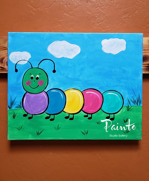 Painte Kit: Bug's Life