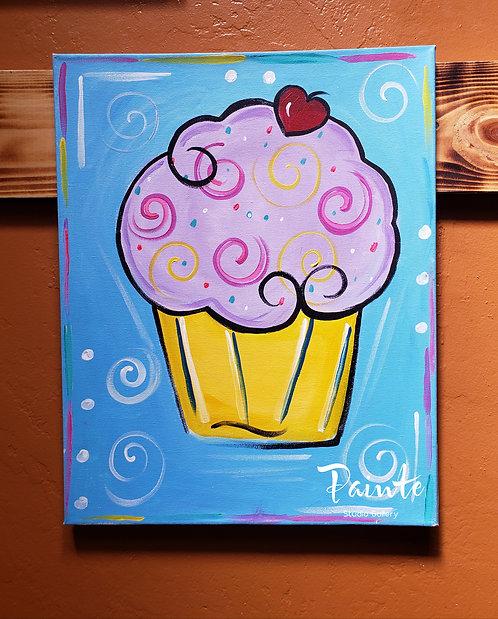 Painte Kit: Cupcake Lover