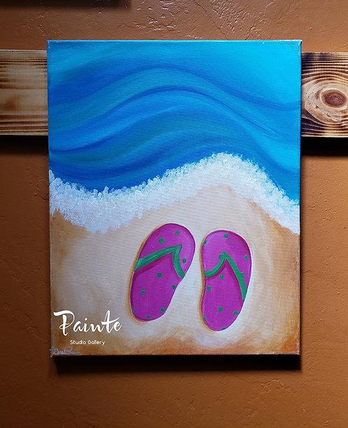 Painte Kit: Beach Life