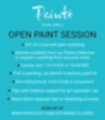 Open Paint Session Details