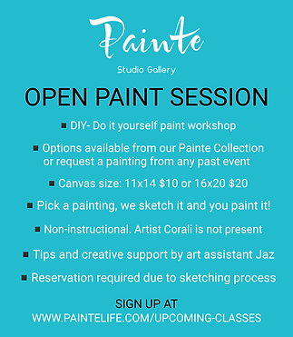 Open Paint Session Details