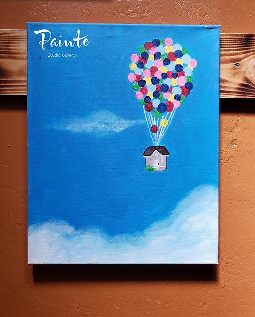 Painte Kit: Up We Go