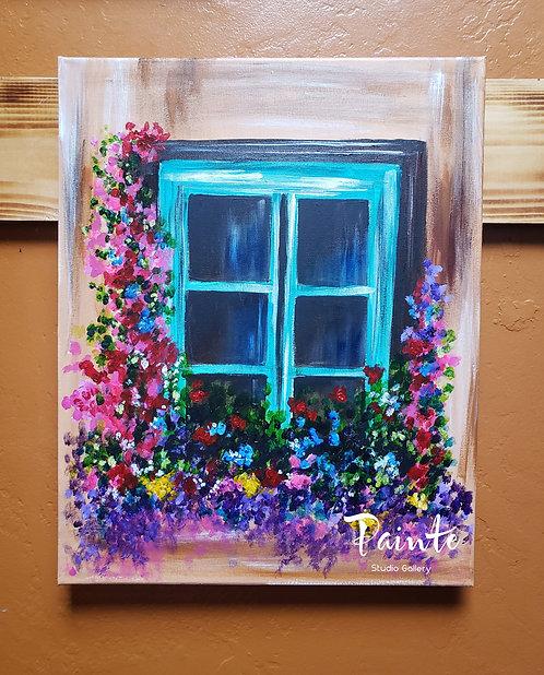 Paint Class Kit: Window of Opportunity