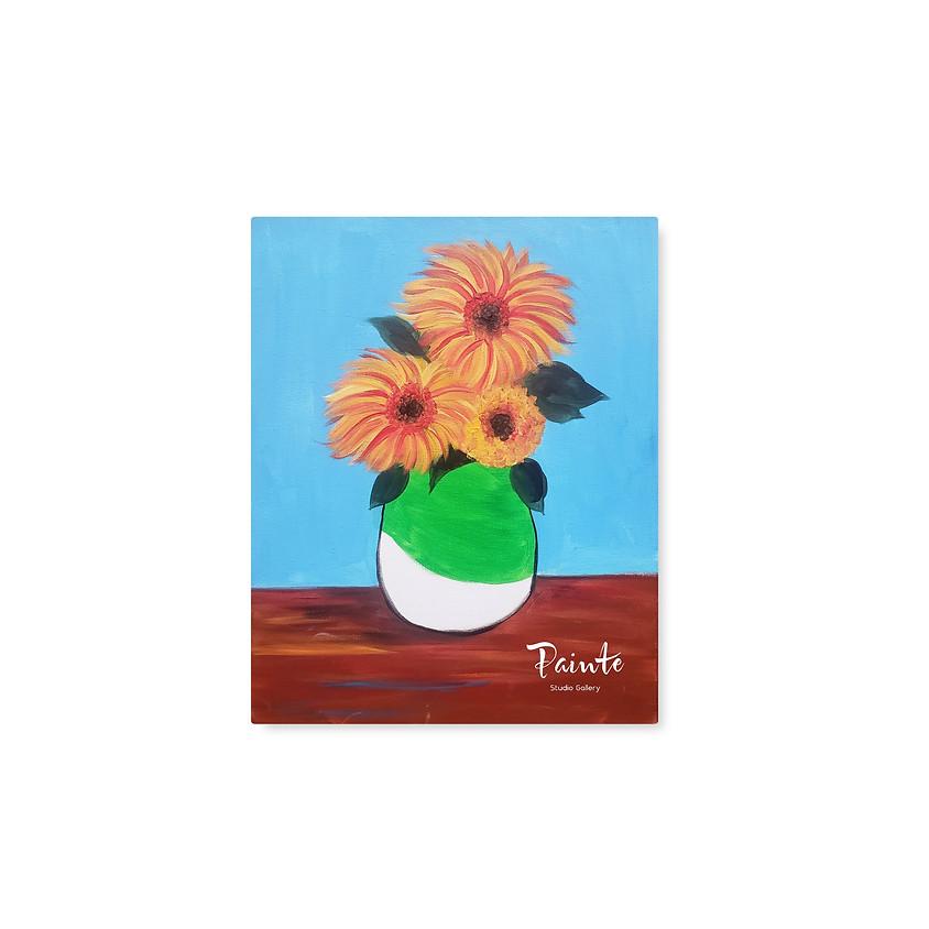 Virtual Youth Paint Class: Little Van Gogh (1)