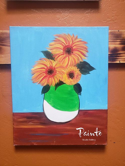 Painte Kit: Little Van Gogh