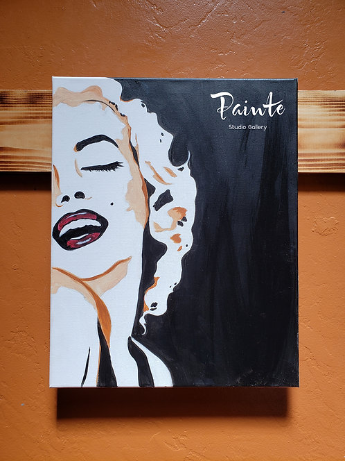 Painte Kit: Iconic Marilyn
