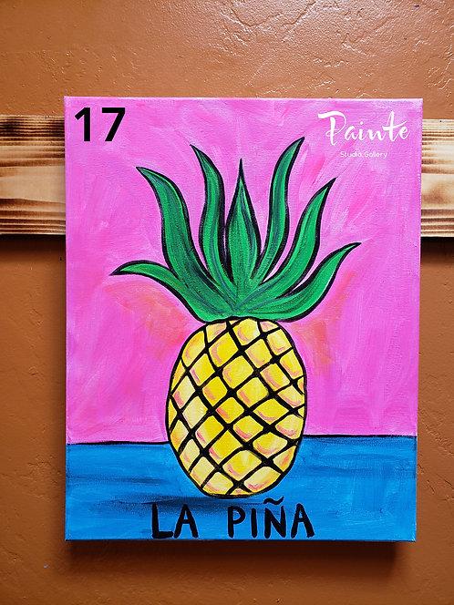 Painte Kit: The Pineapple