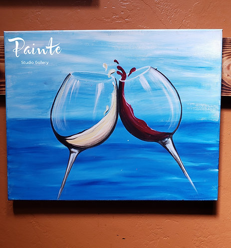 Painte Kit: Wine Lovers