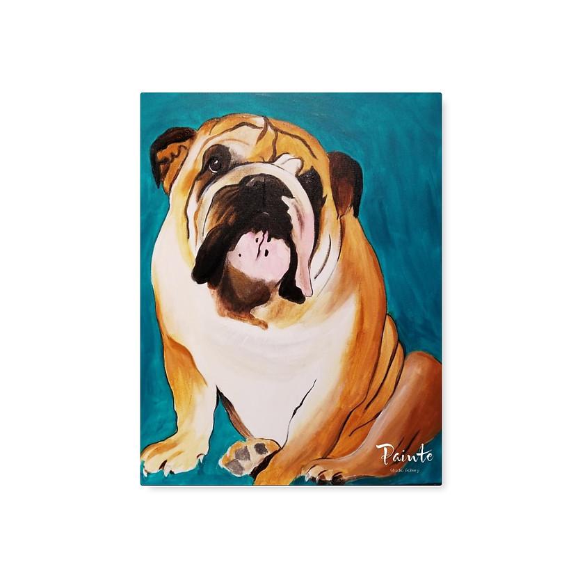 Paint Your Pet at Scheid