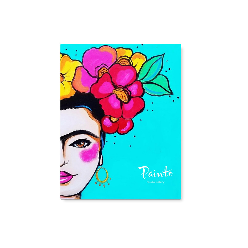Frida Flower Child