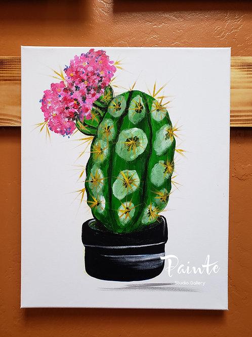 Painte Kit: Looking Sharp Cactus