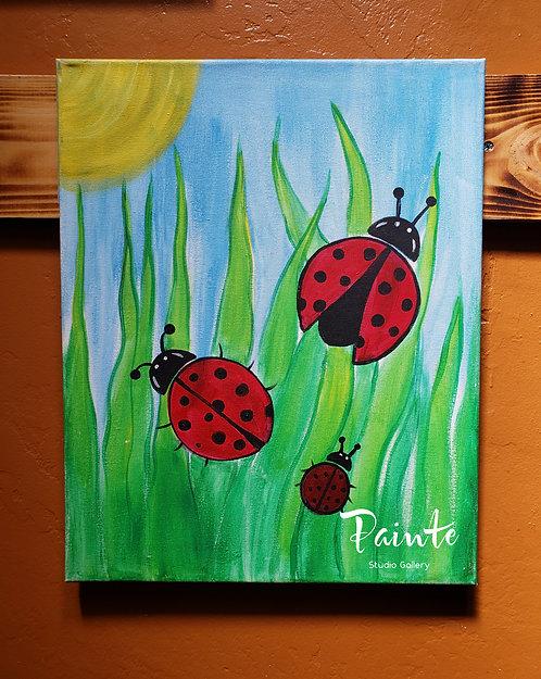 Painte Kit: Bug's Life